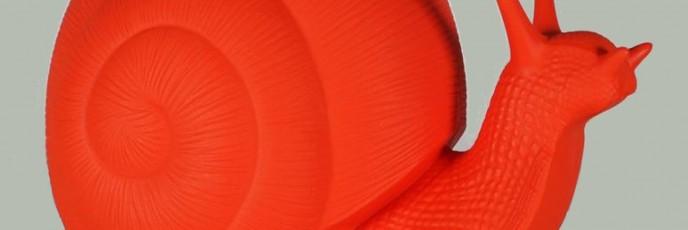 Chiocciola arancio